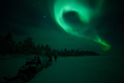 Northern Lights Adventure Saariselka